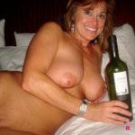 femme mure nue du 93